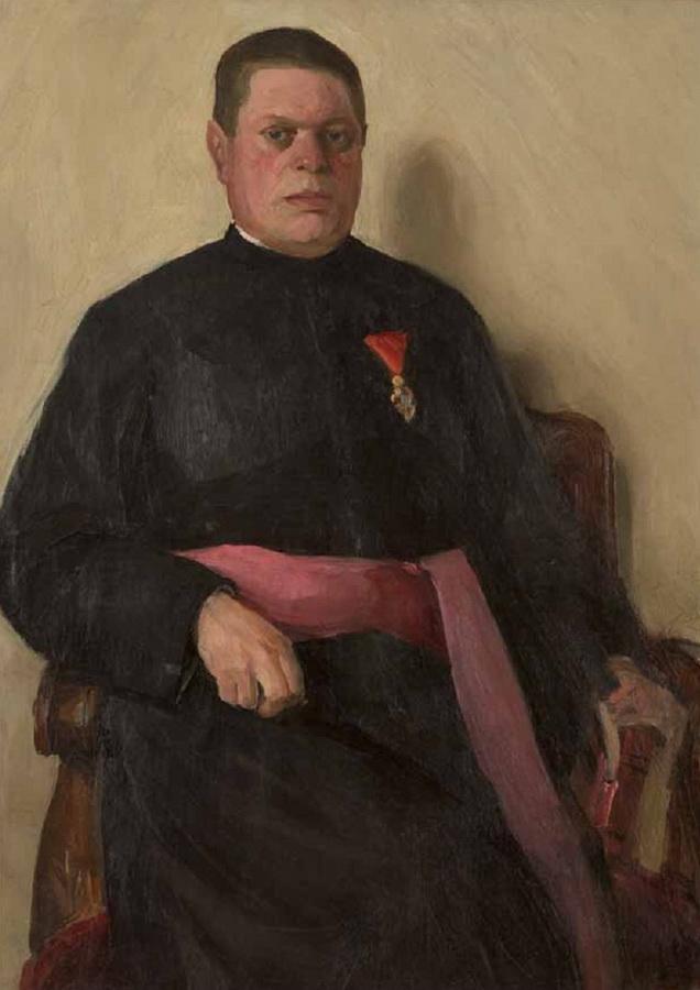 Portret strica Toše, 1911.