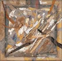 Reljef-objekt, 1993.