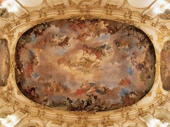 Velika galerija - detalj / copyright: Schloss Schönbrunn Kultur- und Betriebsges.m.b.H.