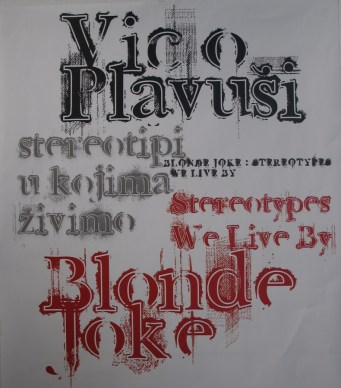 Plakat za izložbu