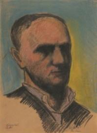 Autoportret, 1965.