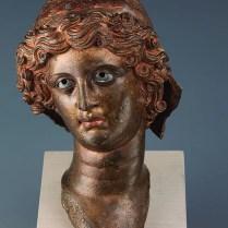 Glava boga Mitre ili Atisa, Kupa kod Siska, kraj 2.st./poč.3.st.