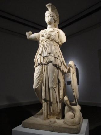 Kip božice Minerve, Varaždinske Toplice, 2.st.
