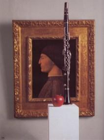 Braco Dimitrijević - Triptychos Post Historicus, Louvre, Paris, 1996.