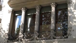 Casa Lleó Morera - detalj