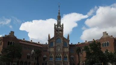 Hospital de la Santa Creu i de Sant Pau - Lluís Domènech i Montaner