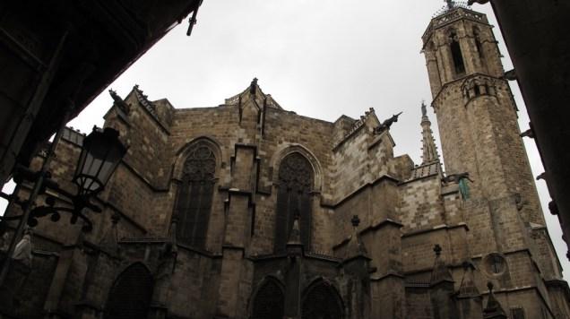 Barri Gòtic - Katedrala svete Eulalije
