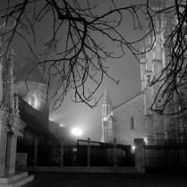 Pogled na katedralu, 2011.