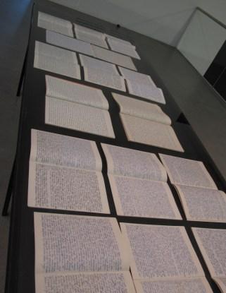 Banalni dnevnici, 1975-2003., bilježnica