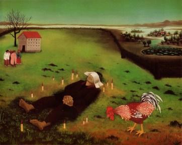 Smrt Viriusa, 1959.