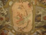 Dvořákov muzej - freska u velikoj dvorani