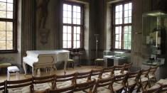 Dvořákov muzej - velika dvorana