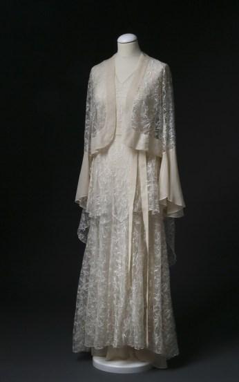 Vjenčanica Marije Pomper, Beč, 1930., foto: Srećko Budek