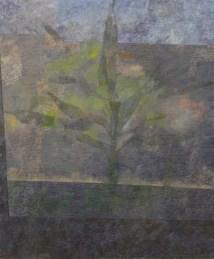 Odraz, ulje na mediapanu, 100x70