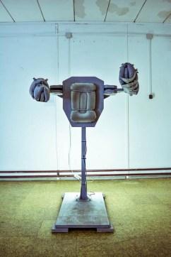 Skulptura za grljenje, foto: Bojan Koštić i Petra Travinić