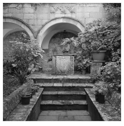 Monastery Garden (Cavtat, 2009.)