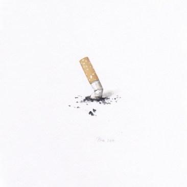 Nikolina Knežević - No smoking, please; Zagreb, Hrvatska