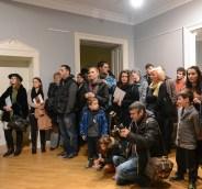 Otvorenje izložbe, foto: Juraj Vuglač