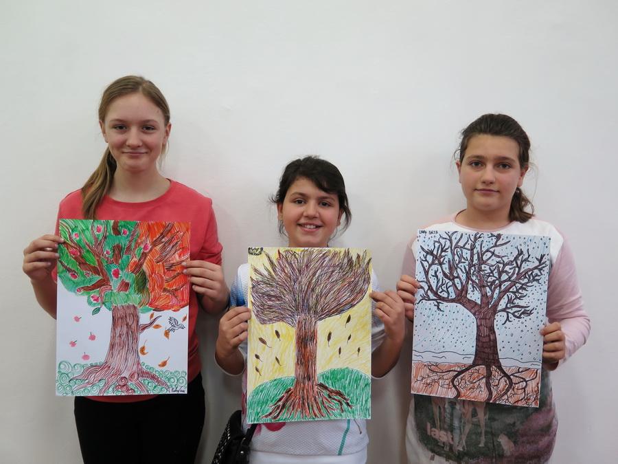 Radionica 'Krošnja je drvo je korijen'