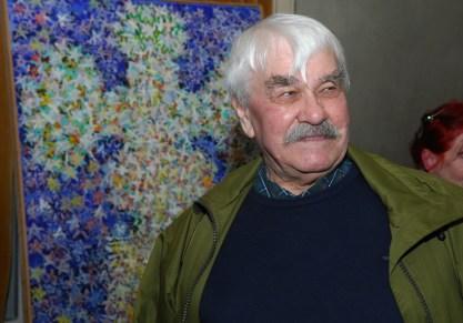 Otvorenje izložbe - Ljubomir Stahov, foto: Mladen Volarić
