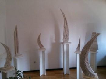 Postav u Galeriji Ericsson, Split