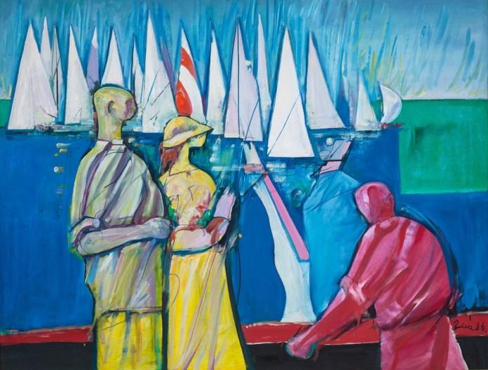 Velika regata, 1986.
