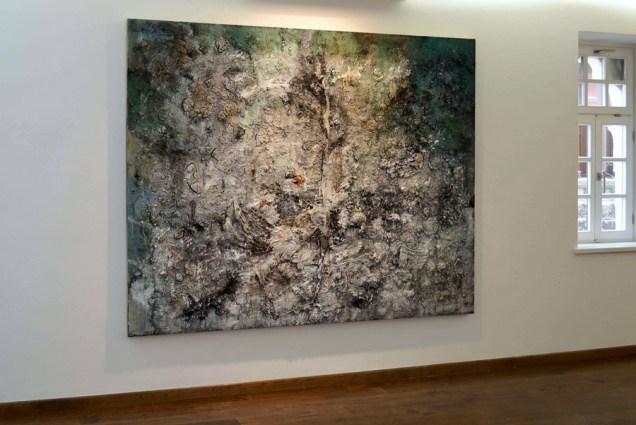 S izložbe u Galeriji Zuccato, Poreč