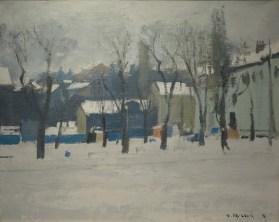 Rudolfove vojarne, 1992.