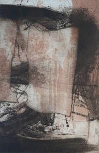 Odraz VI faza III, 50x33 cm, 2008.