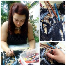 Ivana Rod - kreativni proces