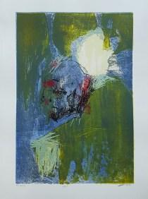 Tin Lončar - Alter ego, litografija 2012/2013