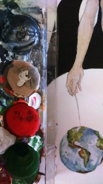 Petra Bojovski - kreativni proces