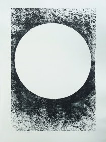Filip Smrekar - Mirovanje, litografija 2013/2014