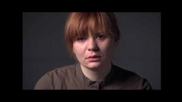Margareta Lekić - Plakanje, 2016., video rad: 45'46'' loop