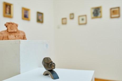 4. trijenale autoportreta - Zbirka Lukin, foto: Niko Goga
