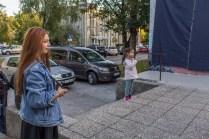 Svečano otkrivanje mozaika, foto: Sanja Plazonić