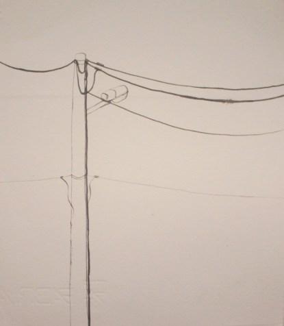 Sunčana Vran – Možda mi se i ne sviđaju; tuš i pero, akril na papiru- serija od 10 crteža, 2017.