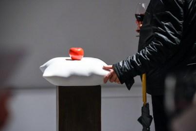 S otvorenja izložbe, foto: Juraj Vuglač