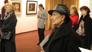 Otvorenje izložbe Ivo Šebalj - Slikarstvo traži vrijeme u Centru za kulturu Čakove