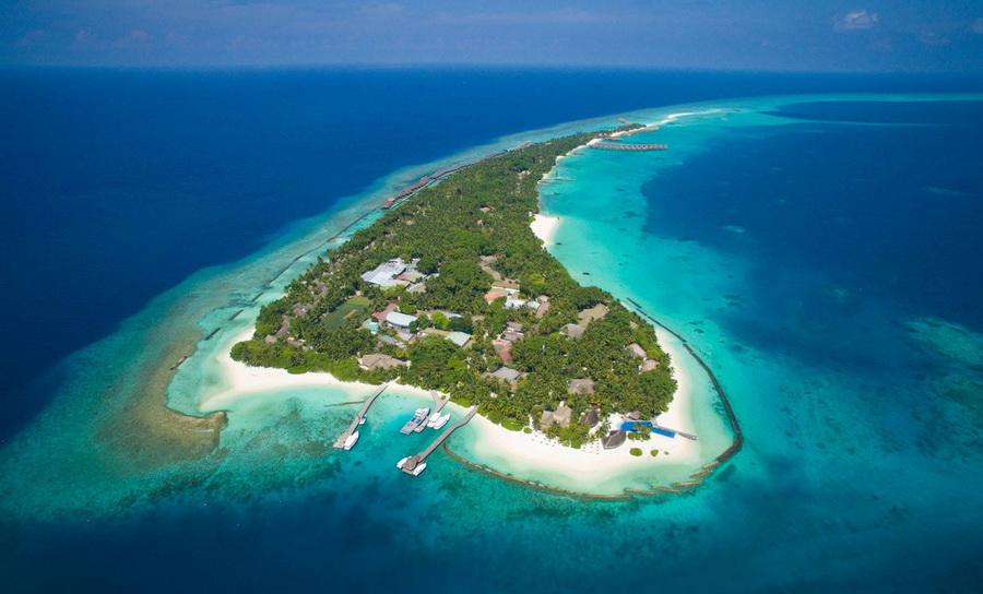 Kuramathi, izvor: Kuramathi Maldives