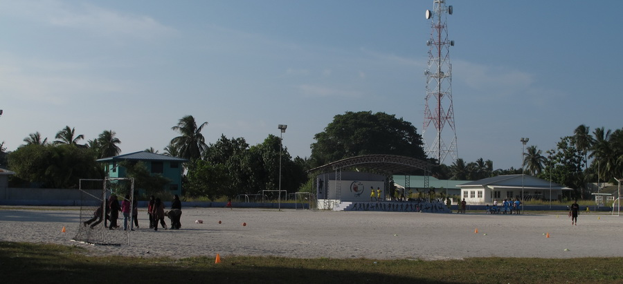 Rasdhoo Island