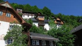 Hallstatt - arhitektura