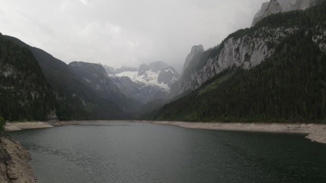 Gosau - veliko jezero