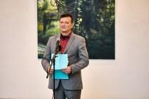 Povjesničar umjetnosti i likovni kritičar Nikola Albaneže, foto: Niko Goga