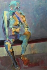 Rad s izložbe skulptura, slika i crteža - Galerija Slavko Kopač, Vinkovci