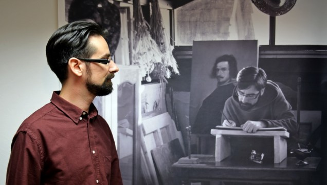 Marko Antolčić - Razgovori u vremenu, foto: Pavao Toth