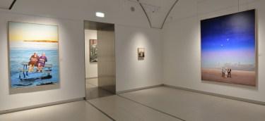 18. triennale hrvatskog slikarstva Plavi salon