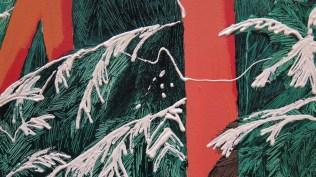 Šume - detalj