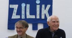 Mladen Kušec i Siniša Reberski
