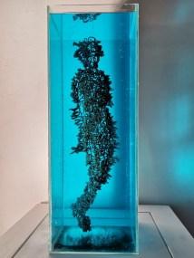 Robert Erdelji - Rođenje skulpture, 2019.